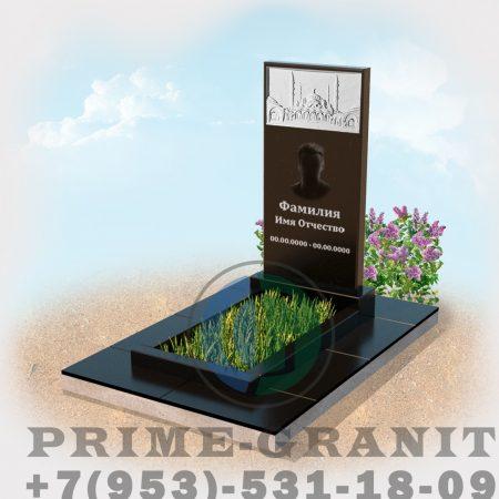фото мусульманский памятник на могилу
