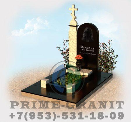 фото православный памятник на могилу