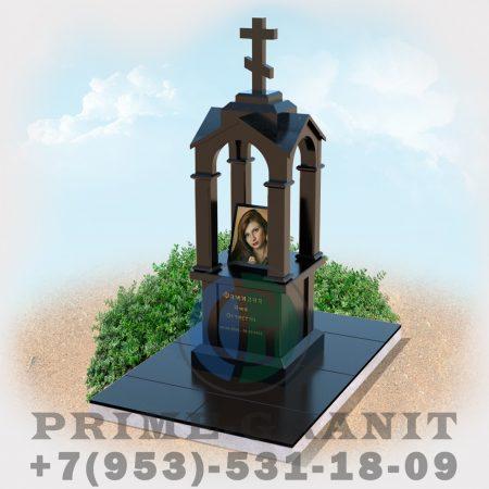 фото Памятник в виде часовни