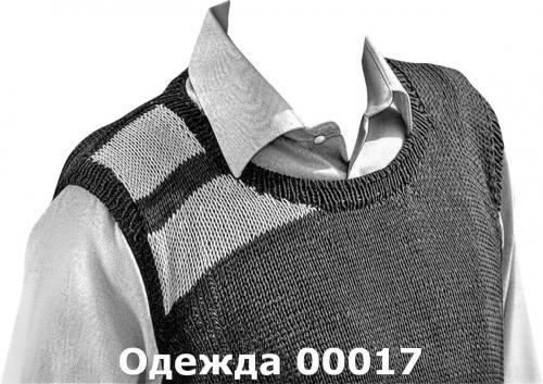 Одежда 00017